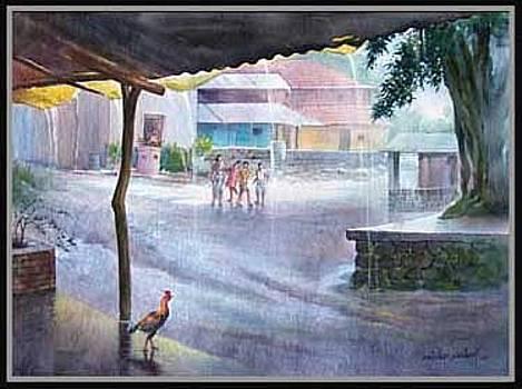 Rainy by Milind Shimpi