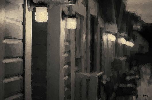 David Gordon - Rainy Night Motel II Toned