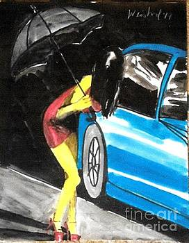 Rainy Nite Ticket To Ride  Homge to Beattles  by Harry WEISBURD