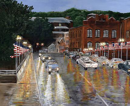 Dorothy Riley - Rainy Street