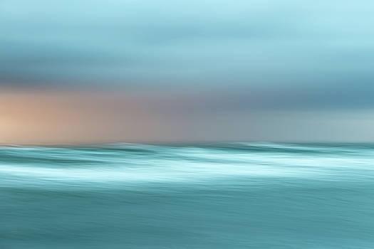 Rainy Sunset by Holger Nimtz