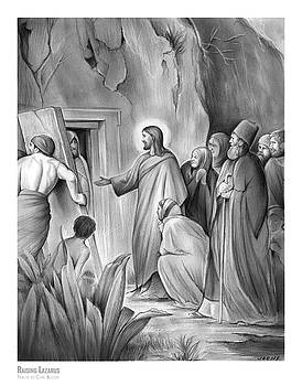 Raising Lazarus by Greg Joens