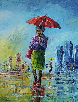 Rainy Day by Anthony Mwangi