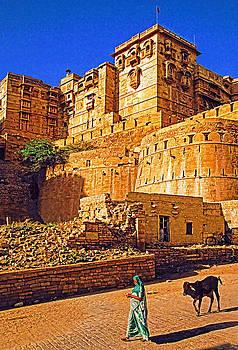 Dennis Cox - Rajasthan Fort