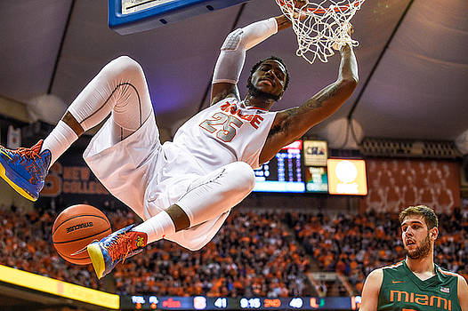 Rakeem Christmas by Spencer Bodian