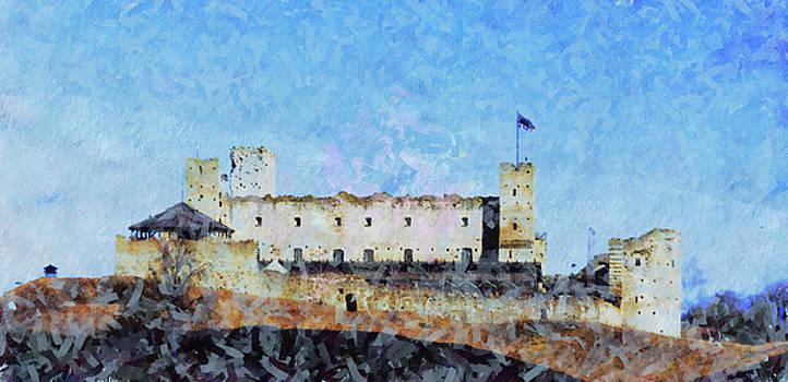 Rakvere Castle by Pekka Liukkonen