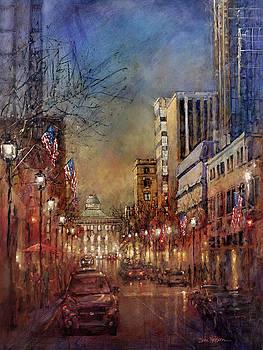 Raleigh Light by Dan Nelson