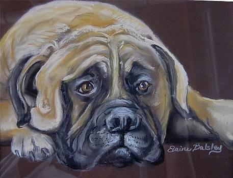 Ralph Cramden by Elaine Balsley