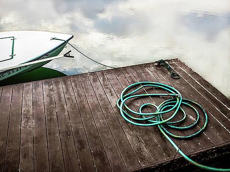 Ramble On - Boat Art by Jo Ann Tomaselli