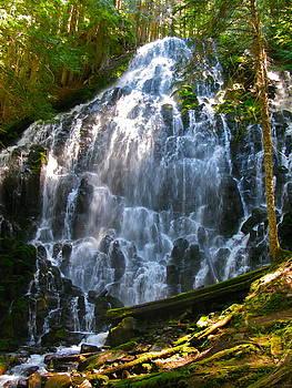 Ramona Falls-I by PJ  Cloud