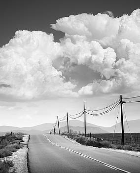 Ramona Monsoon Beyond Road by William Dunigan