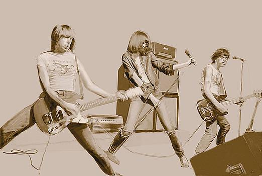 Ramones by Kurt Ramschissel
