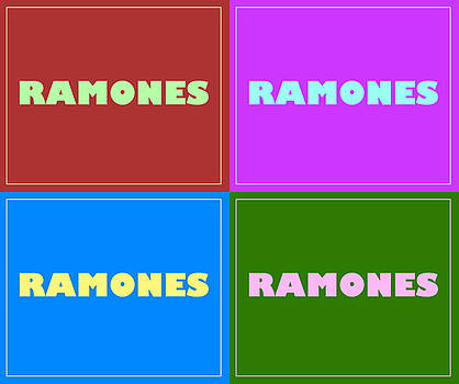 Ramones by Kyle West