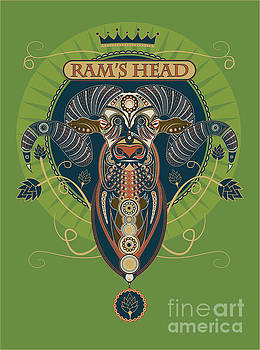 Rams Head by Mike Massengale