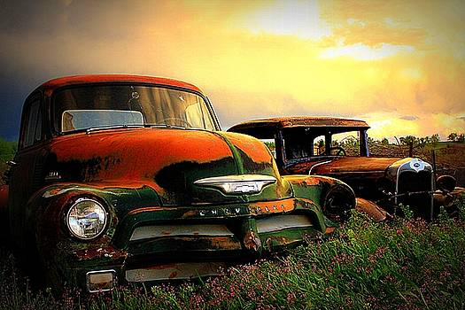 Ranch Relics by Patty Plummer