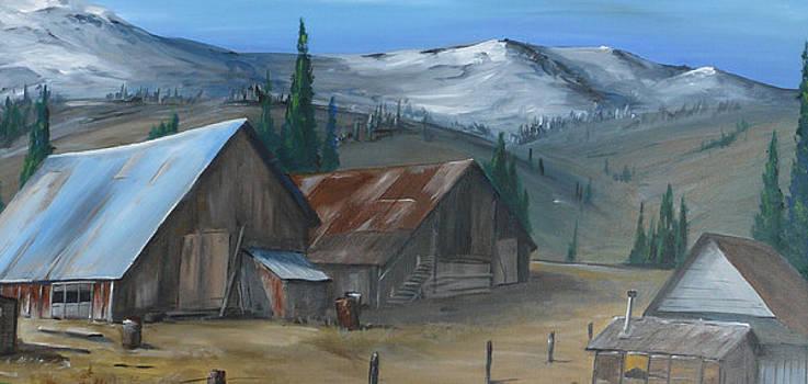 Ranch by Seth Johnson