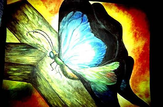 Randall's Butterfly by Cleautrice Smith