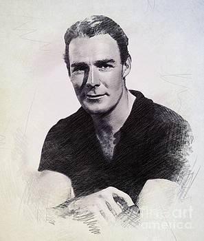 John Springfield - Randolph Scott,Vintage Actor