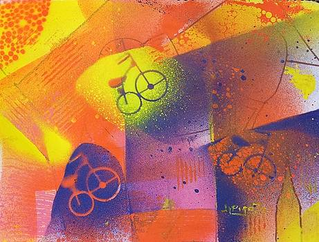 Random Cycles by Janet  Pirozzi