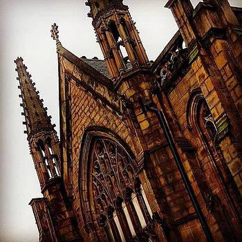 Random #gothic Church From Down The by Dante Harker