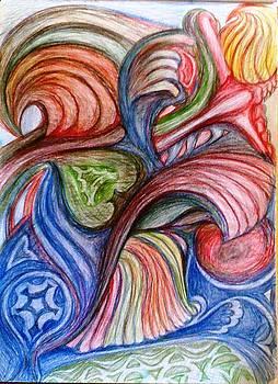 Random Shapes by Kashyap Dakorwala