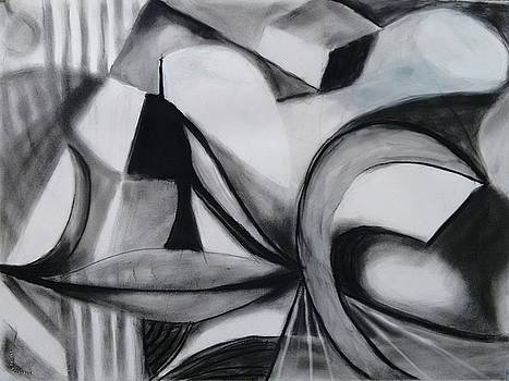 Random Shapes by Nicolas Bouteneff