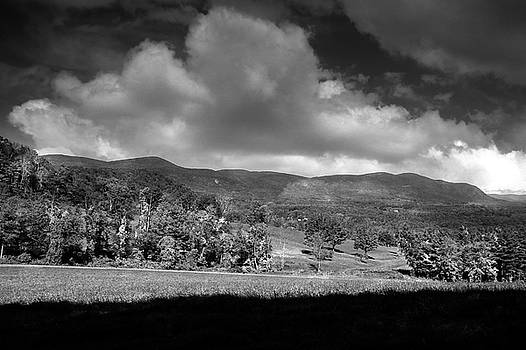 Rand's View in Black and White by Raymond Salani III