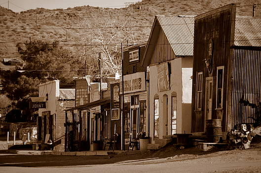 Guy Hoffman - Randsburg California