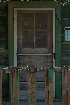 Randsburg Door No. 3 by Roland Peachie