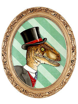 Randy the Raptor by Deirdre DeLay