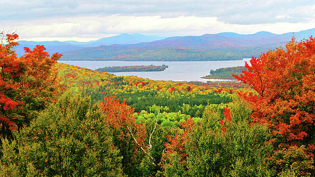 Mike Breau - Rangeley Lake and Rangeley Plantation