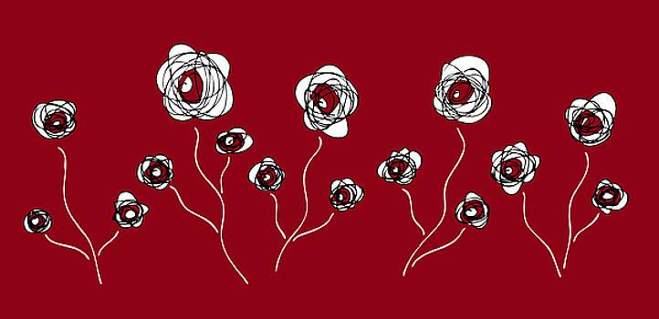 Ranunculus by Frank Tschakert