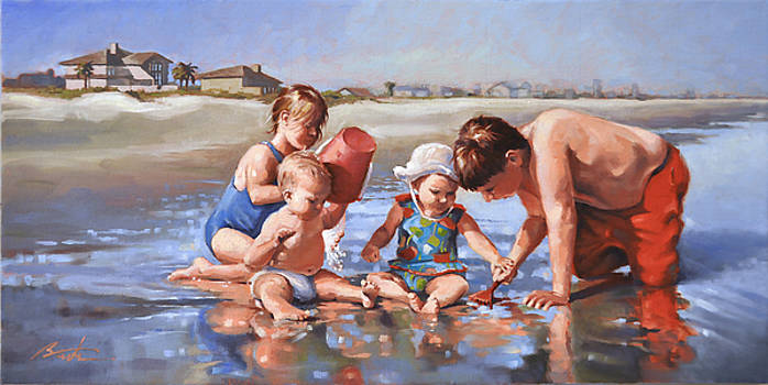 Rapp Grandchildren by Todd Baxter