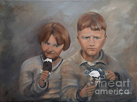 Rare Treat - Willie and Murrell-The Depression Era by Jan Dappen