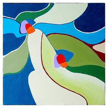 Raring nr 2 by Carola Ann-Margret Forsberg