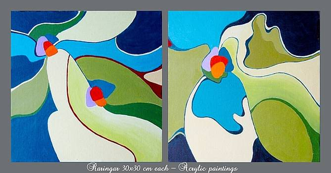 Raringar by Carola Ann-Margret Forsberg