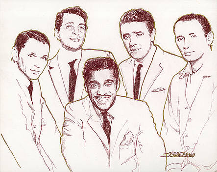 Rat Pack by Buena Johnson