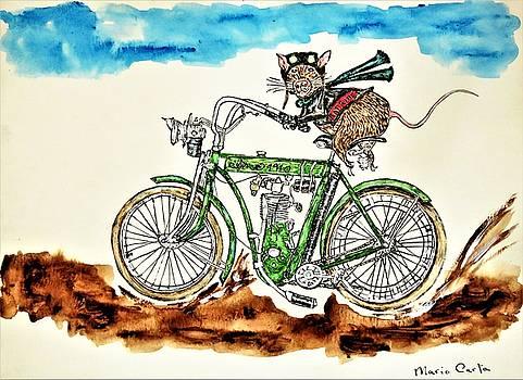 Rat Ride by Mario Carta