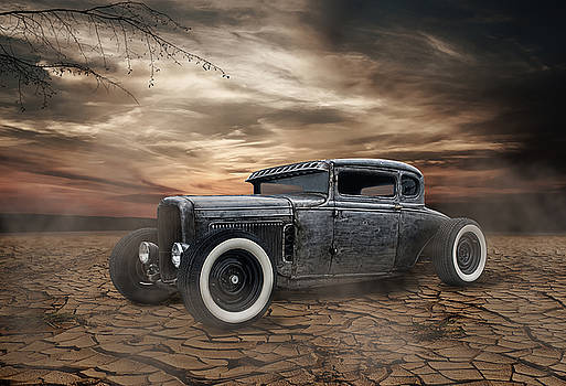 Rat Rod by Lori Hutchison