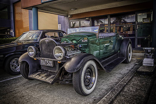 Rat Rod by Peter Lombard