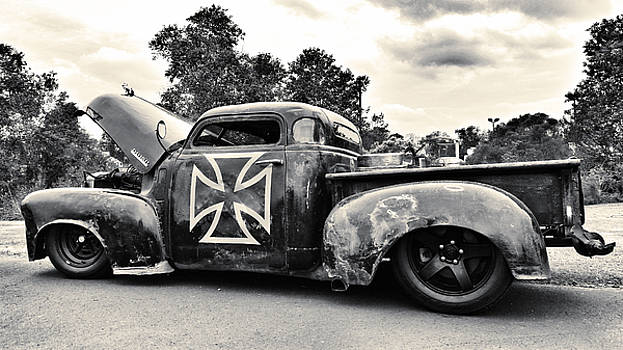 Rat Rod Pickup by Southern Tradition