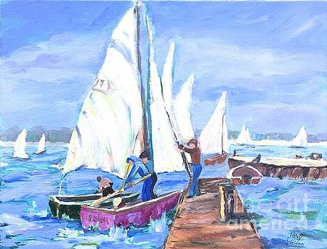 Rather Be Sailing by Patsy Walton