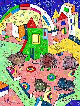 Ratones Colorados by Marcio Melo