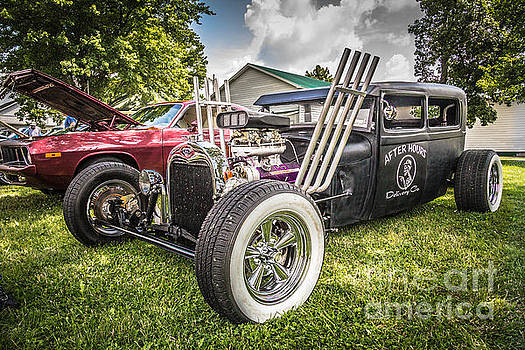 Ratrod power by Tony  Bazidlo