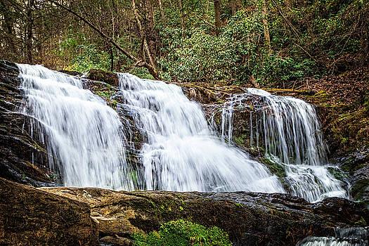 Debra and Dave Vanderlaan - Rattlesnake Falls