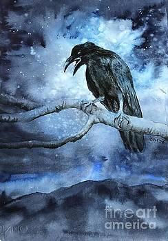 Raven #3 by Deneb Arici