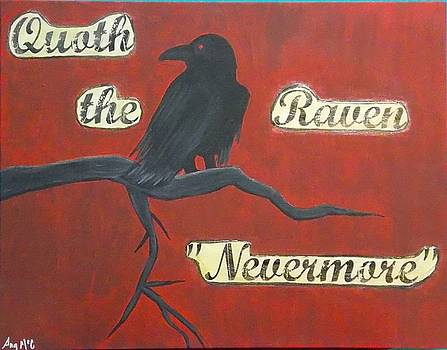 Raven by Angela McCool