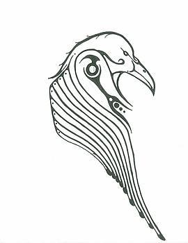 Raven by Elliot Janvier