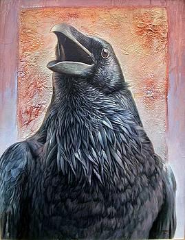Raven by Hans Droog