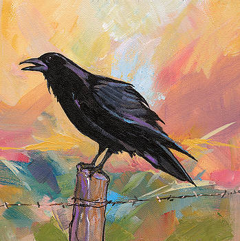 Raven by Marty Husted